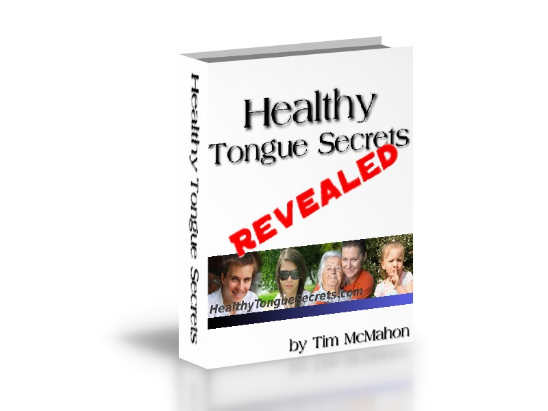Healthy Tongue Secrets e-book