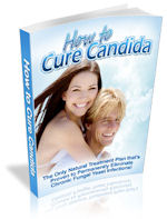 Cure Candida Yeast Infections & Cookbook